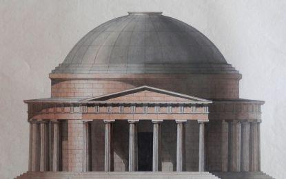 Studio ESSECI - LA FAMIGLIA PAPAFAVA DEI CARRARESI DONA UNA ECCEZIONALE RACCOLTA DI DISEGNI DI ARCHITETTURA AL PALLADIO MUSEUM. 4