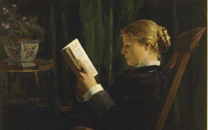 Studio ESSECI - LEGGERE, LEGGERE, LEGGERE! Libri, giornali, lettere nella pittura dell'Ottocento