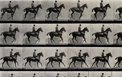Studio ESSECI - EADWEARD MUYBRIDGE (1830 – 1904). Tra scienza e arte