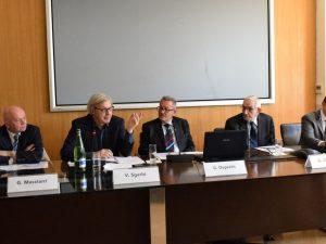 """Presentata a Roma da Vittorio Sgarbi la mostra di Perugia """"Da Giotto a Morandi"""""""