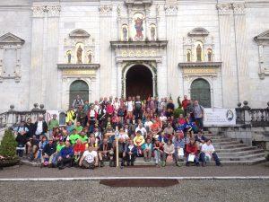 10 giugno. Rivive l'antica Peregrinatio tra Orta e Varallo