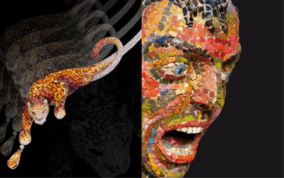 Studio ESSECI - RavennaMosaico 2017. Rassegna Biennale di Mosaico Contemporaneo
