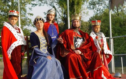 Studio ESSECI - 1° ottobre: Domenica Medievale alla Rocca di Angera