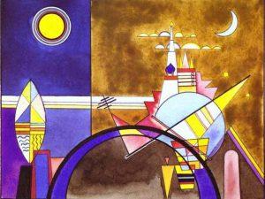 Kandinsky->Cage chiude a 42mila visitatori. Record per Reggio Emilia
