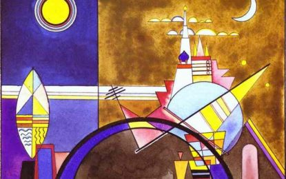 Studio ESSECI - Kandinsky->Cage chiude a 42mila visitatori. Record per Reggio Emilia