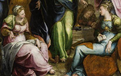 Studio ESSECI - BOTTEGA, SCUOLA, ACCADEMIA. La pittura a Verona dal 1570 alla peste del 1630 3