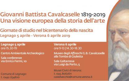 Studio ESSECI - GIOVANNI BATTISTA CAVALCASELLE. Una visione europea della storia dell'arte